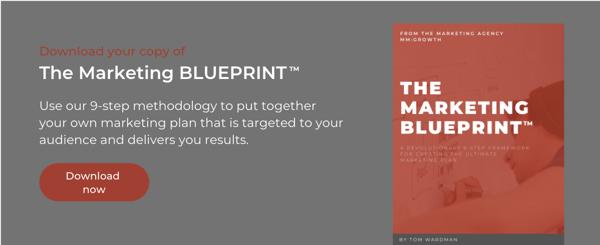 Download The Marketing BLUEPRINT