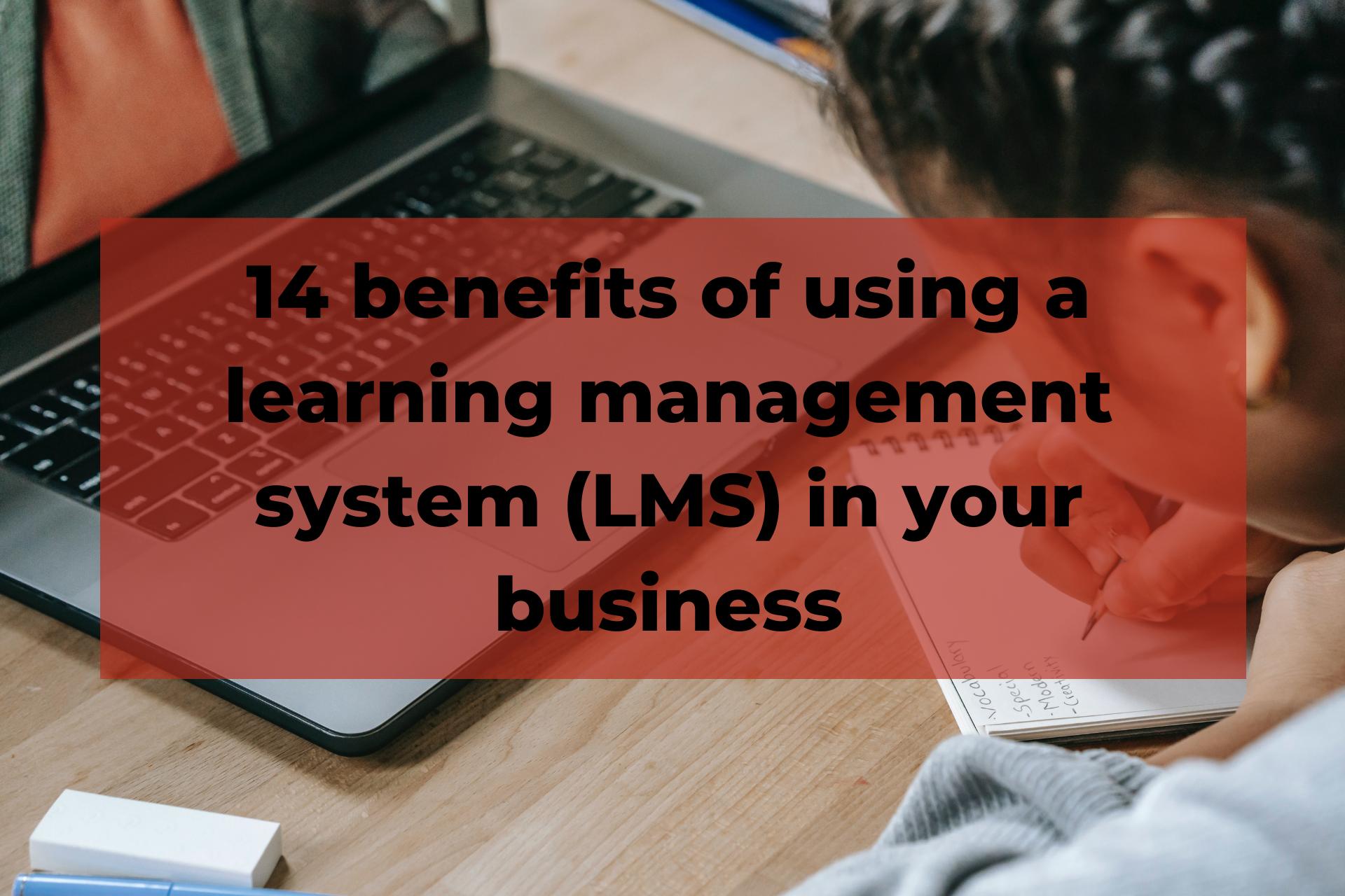 learning platform advantages