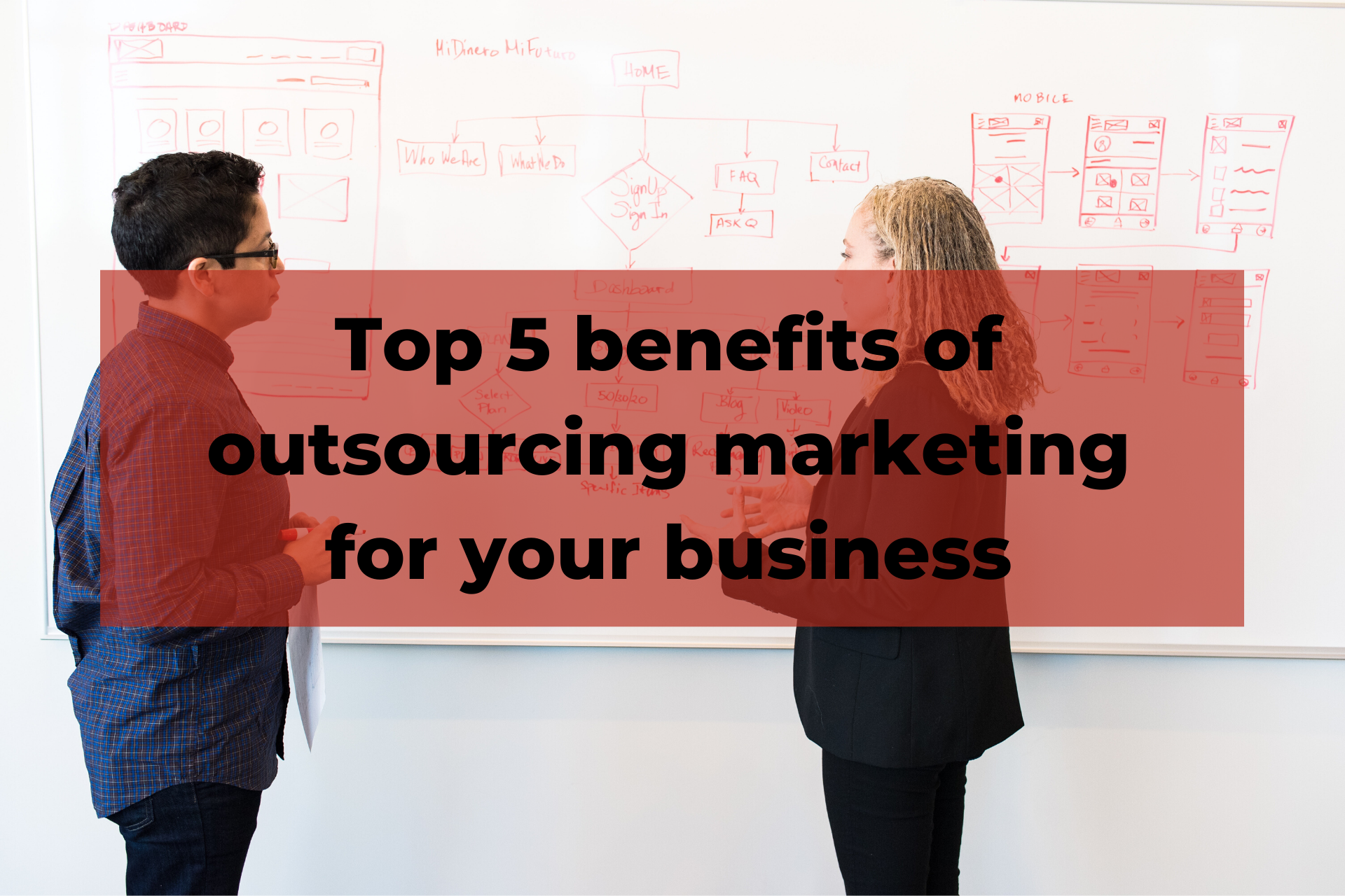 Top 5 benefits of outsourcing marketing for your business