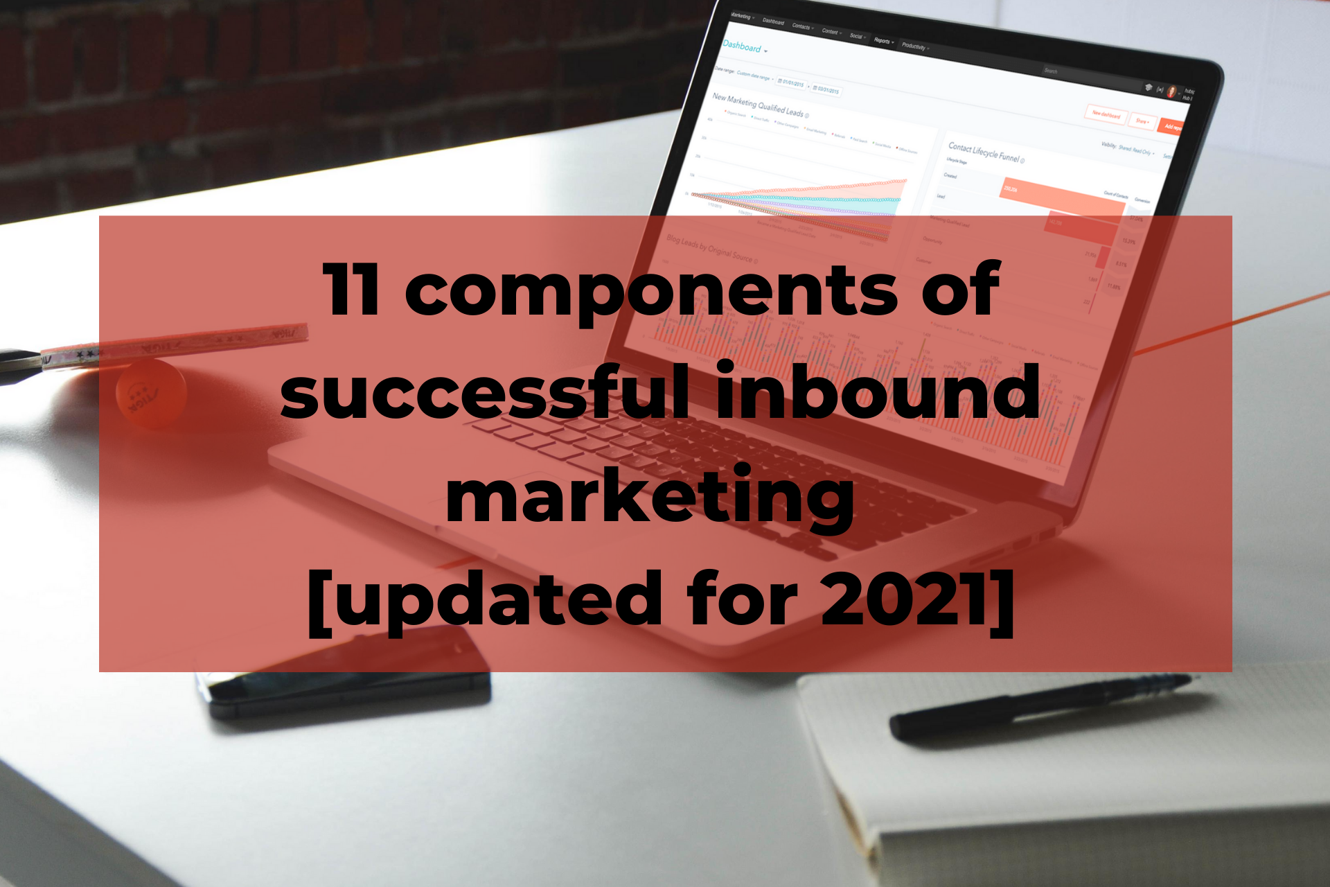 11 components of successful inbound marketing [updated for 2021]